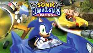 Sonic and SEGA All Stars Racing PC Region Free Global Steam Key Fast Delivery