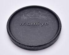 Mamiya 80mm Push-On Front Lens Cap (#5096)