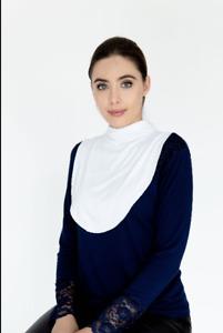 Modesty Neck cover - Cotton/Polyester Blend