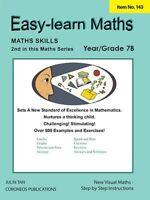Basic Skills - Easy Learn Maths 7B Years 6-8