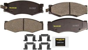 Disc Brake Pad Set-RWD Front Monroe DX266