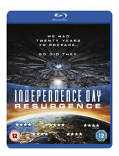 Independence Day: Resurgence Blu-ray (2016) Liam Hemsworth, Emmerich (DIR) cert