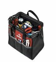 "NEW~Husky tool bag 12""Tool Bag & NEW 6 PIECE SCREWDRIVER SET(2 ITEMS)~FREE SHIP"