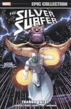 SILVER SURFER EPIC COLLECTION TPB THANOS QUEST REPS #39-50 & MORE NEW/UNREAD