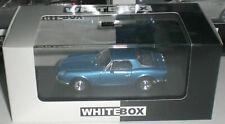 DKW Gt Malzoni coupé Bleu Brazil 1964-1966  1/43 WhiteBox  Neuf boite WB095