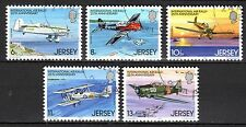 Great Britain / Jersey - 1979 25 years air-rally / Airplanes - Mi. 198-02 CTO
