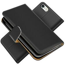 Case for IPHONE 5 5S Se Protective Flip Case Booklet Cover PU Leather Case
