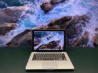 Apple Macbook Pro 13   PRE-RETINA   Intel   8GB RAM   1TB   MacOS