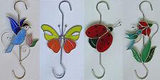 Glass Birds Garden Ornaments