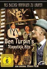 Ben Turpin's - Slapstick Hits ( Stummfilm ) u.a Die schielende Familie, Haltung