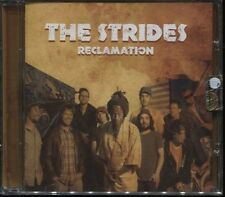 CD THE STRIDES RECLAMATION 2011 RECORD KICKS SEALED