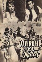NFP 3.504 - AUFRUHR IN INDIEN - Lex Barker, Senta Berger 1964 RARE