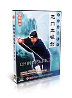 Taoist Qigong Longmen style Taiji Series Long men Tai chi Sword by Li Fajun DVD
