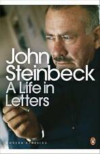A Life in Letters by John Steinbeck (Paperback, 2001)