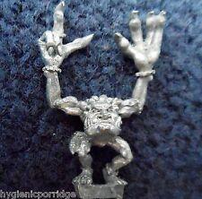 1998 CAOS blue HORROR 3 CITTADELLA WARHAMMER Esercito DAEMON di Tzeentch demone diavolo