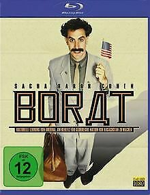 Borat [Blu-ray] von Larry Charles | DVD | Zustand sehr gut