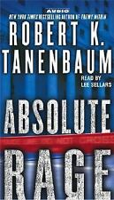 Absolute Rage by Lee Sellars and Robert K. Tanenbaum (2002, Cassette, Abridged)