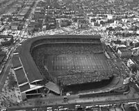 1965 Chicago Bears WRIGLEY FIELD Glossy 8x10 Photo Stadium Print Poster