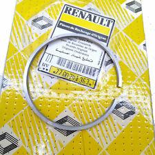 FASCIA SEGMENTO PISTONE STD RENAULT CLIO - R19 - MEGANE ORIGINALE 7700741363
