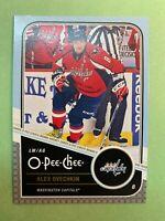 2011-12 O Pee Chee Base #47 Alex Ovechkin Washington Capitals