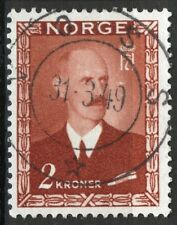 Norway 1946, NK 352 Son Voss 31-3-49 (HO)