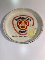 Ballantine Beer Serving Tray Vintage