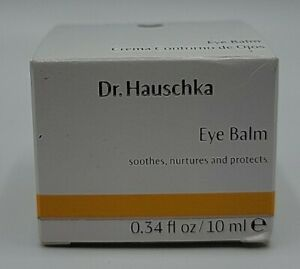 Dr. Hauschka Eye Balm (Soothes,Nurtures and Protects) 0.34oz./10ml New In Box