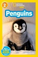 National Geographic Readers: Penguins!  LikeNew