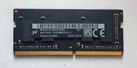 Micron 4GB DDR4 2666MHz Laptop iMac 5K RAM ~~ PC4 21300 2666V SODIMM Memory