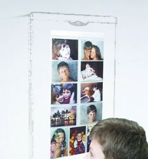 """Picture Pockets Magnetic Fridge Photo Gallery Holds 11 """"4x6"""" Photos"""