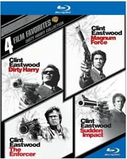 Dirty Harry: 4-Film Collection [New Blu-ray] Boxed Set, Dolby, Subtitled, Ac-3