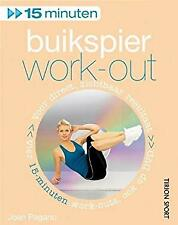 Buikspier Work-Out + Dvd: 15 Minuten by Joan Pagano-ExLibrary