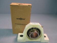 """Dodge 1-1/2"""" Pillow Block Bearing 127506 P2B-SCBEZ-108-PCR"""