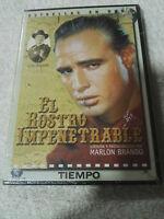 Il Viso Impenetrabile Film DVD Nuovo Sigillata Marlon Brando