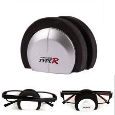 Sun Visor Glasses Sunglasses Clip Card Ticket Pen Holder Folder For Auto Car Van
