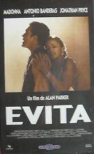 "= ÉVITA ""Eva PERON"" MADONNA /BUENA VISTA PICTURES DISTRIBUTION 1997 K7 VHS neuve"