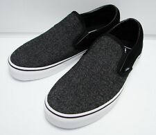 3adaeba20a078d CLASSIC SLIP-ON (SUEDE SUITING) BLACK VN-0A38F7OSN MEN S SIZE  9.5