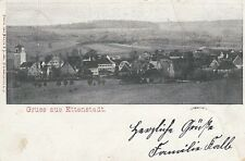 Ansichtskarte Bayern  8831  Gruss aus Ettenstadt
