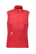 Maloja Cross-Country Vest Functional Vest Bodywarmer Red Falunm. Primaloft