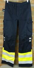 Fristads Kansas Flamestat High Visibility Craftsman Trousers Sz 31