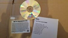 BWO - LAY YOUR LOVE ON ME 9 MIX CD
