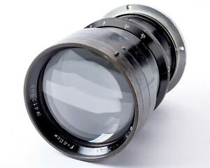 Soviet / Russian Aerial Lens 400mm F/4.5 for Large Format Photography