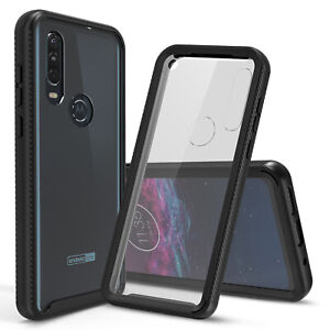 CBUS Heavy-Duty Case with Built-in Screen Protector for Motorola One Action
