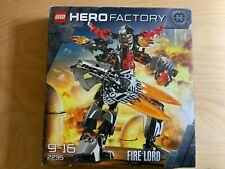 Lego 2235 Hero Factory Fire Lord Retired & ULTRA RARE Brand New in sealed Box