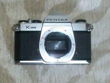 Asahi Pentax K1000 35mm SLR Film Camera Body for PARTS OR REPAIR