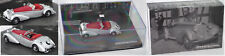 Minichamps 436014200 Horch 855 Special-Roadster silbergraumetallic/rot 1:43