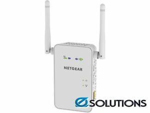 NETGEAR EX6100 AC750 Dual Band Universal WiFi Range Extender