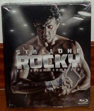 Rocky - el saga completa (6 Blu-ray) Mgm/ua Home Vídeo