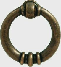 1 of Ring Handle for Kitchen, Cupboard, Wardrobe, Draw ~ Antique Brass Finish