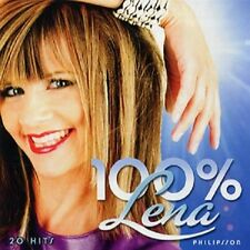 CD 100% LENA PHILIPSSON, 20 Hits, Best of, schwedisch, 2007, NEU, Eurovision